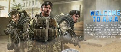 Spesifikasi Komputer Untuk Bermain Game AVA ( Alliance Of Valiant Arms )