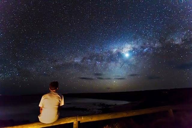 Agustus-Oktober, Waktu yang Tepat untuk Amati Bima Sakti