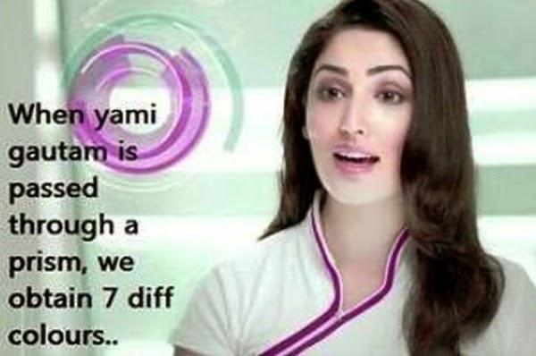Funny Yami Gautam Fairness Tweets