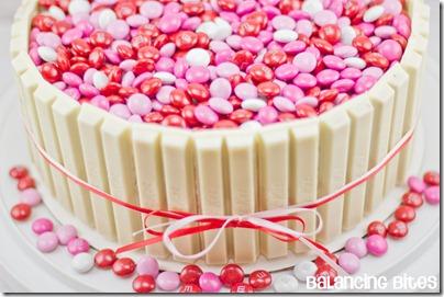 20 Ideias de Bolos Kit Kat