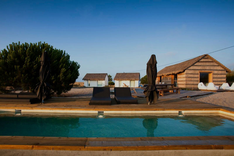 hotel Casas na Areia en Portugal