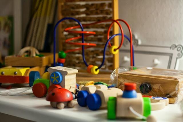 houten speelgoed bij allerlei
