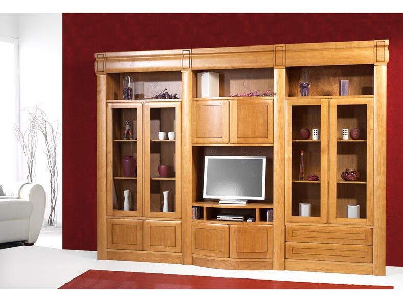 Euromueble decoracion - Mueble salon clasico ...