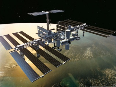 International Space Station. International Space Station