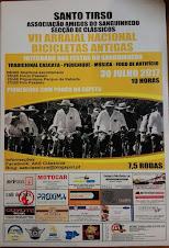 VII Arraial Nacional de Bicicletas Antigas - 30 de Julho 2017