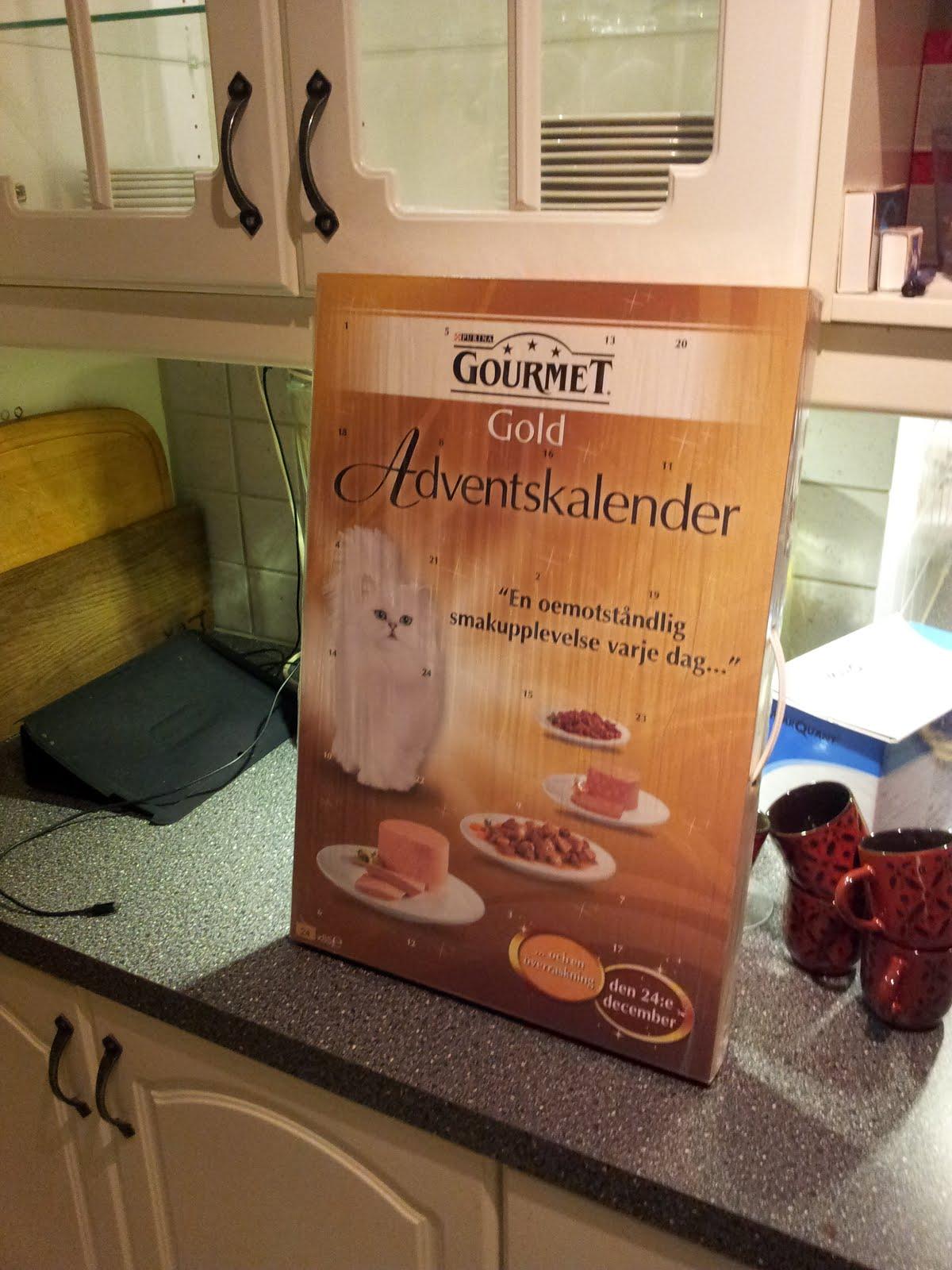 Gourmets adventskalender