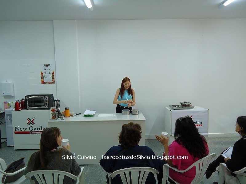 Las recetas de silvia clase abierta de cocina en new - Cocina con clase ...