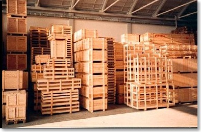 Imballaggi Seunis Srl a Thiesi, 070- Imballaggi - produzione