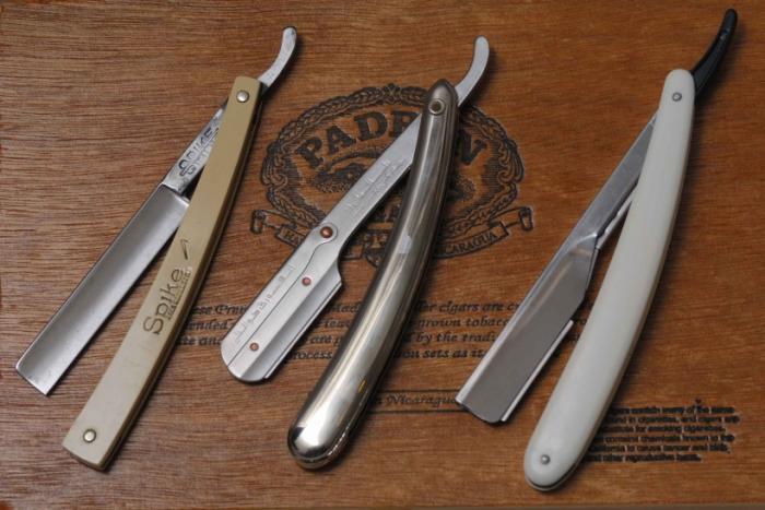 Barber Blades : Barber Blades