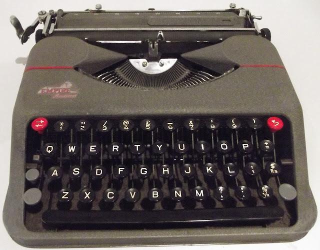 Oz Typewriter Arrivals Departures In The Transit Lounge