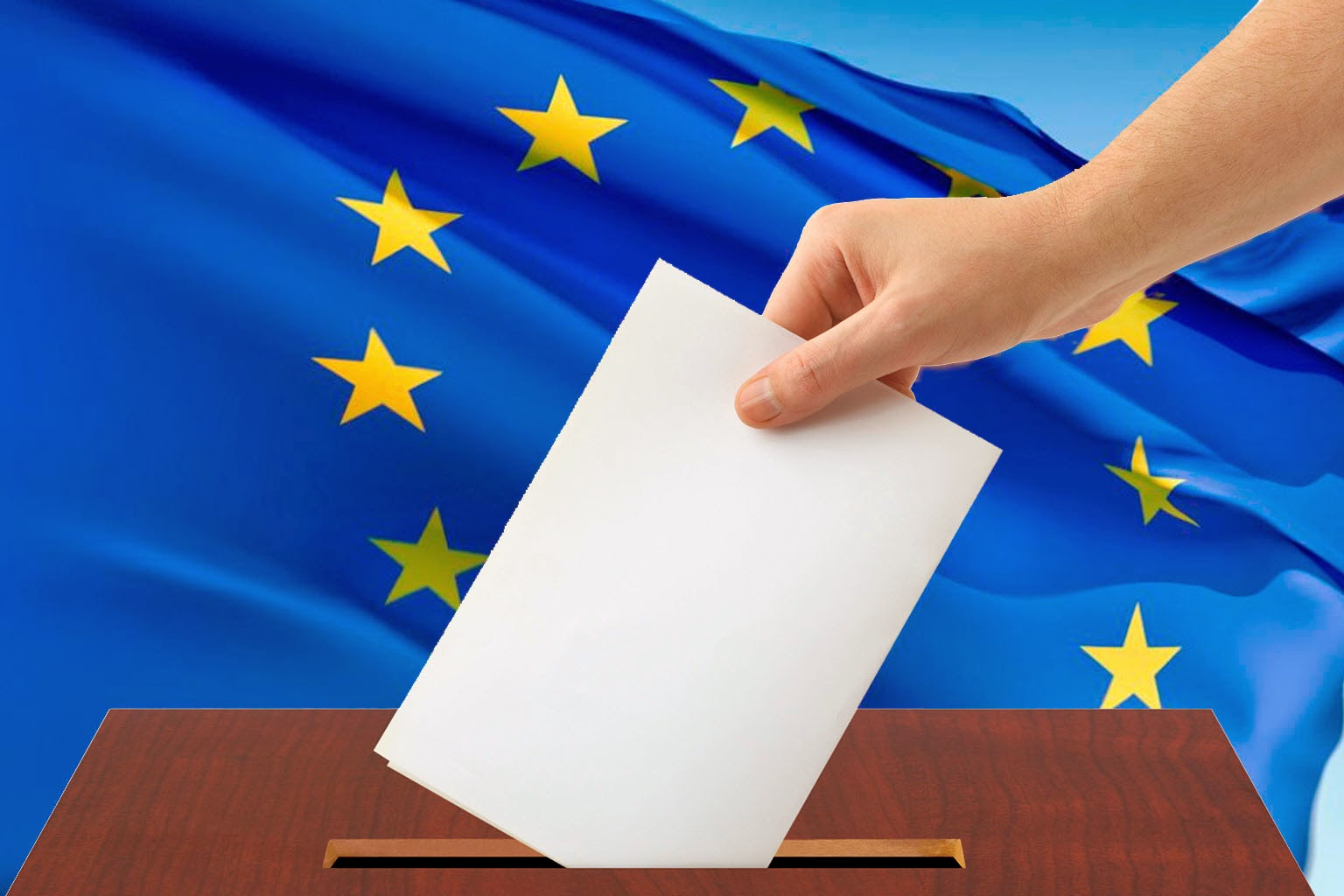 Expresar la opinión con el voto