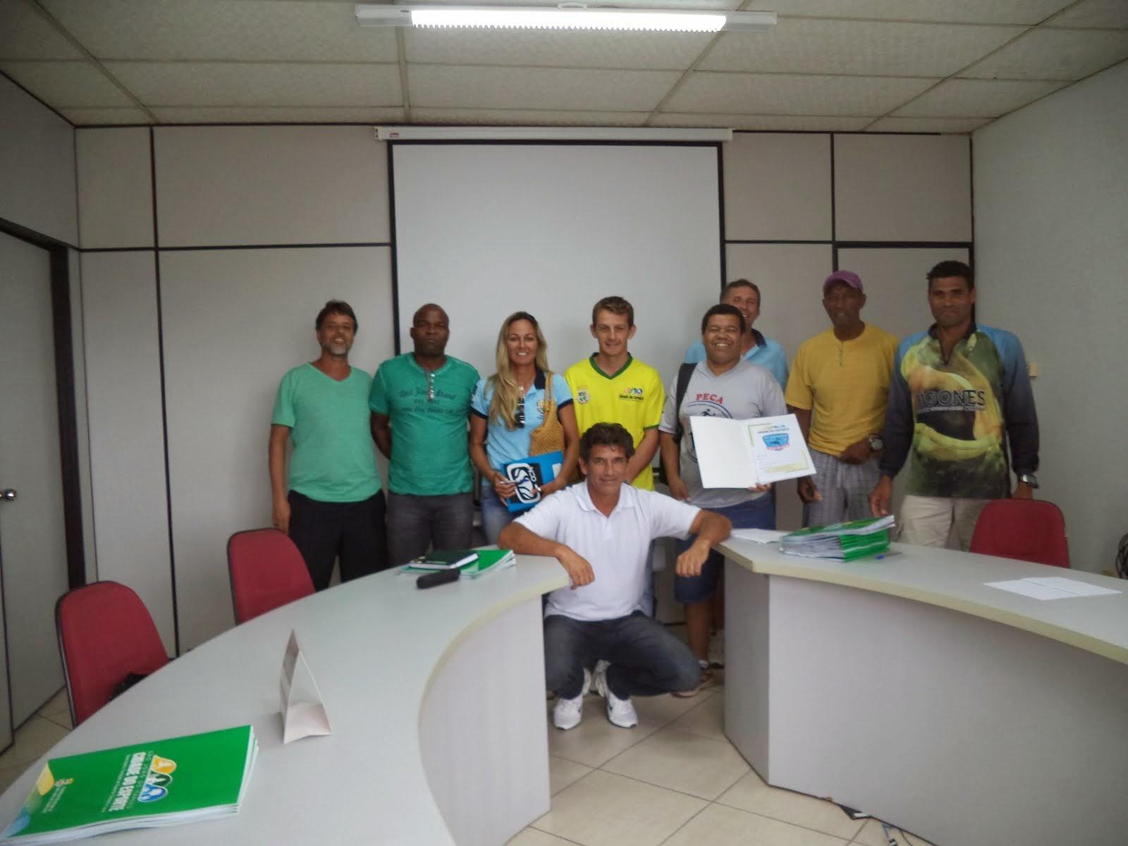 No dia 23/05 será realizado em Araquari a Abertura da 3ª Copa Regional (Copinha)