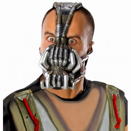 Máscara Bane The Dark Knight Rises