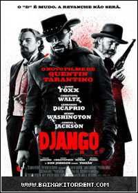 Baixar Filme Django Livre Dublado Dual Áudio - Torrent