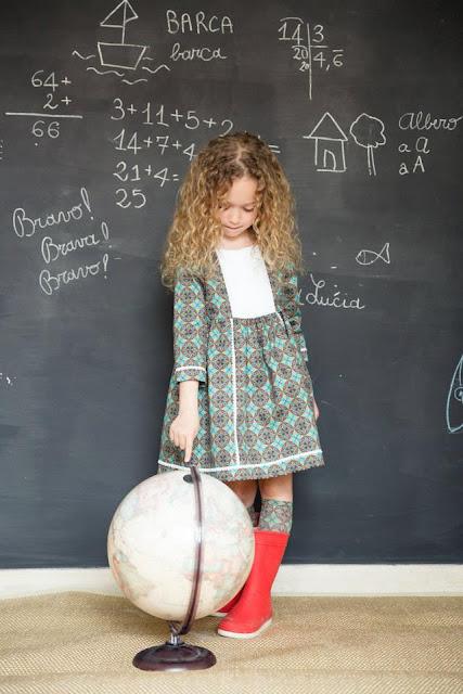 #StellaJean #backtoschool #kidswear