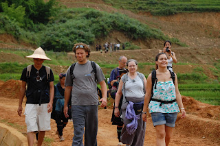 Sapa walking tour 2days 3 nights