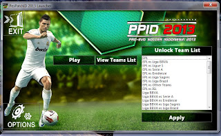 PES 2013 PesPatchID Demo Patch 2.0 + Update 2.1