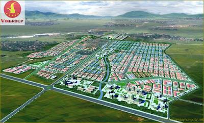 """Điểm mặt các dự án """"khủng"""" sắp đổ bộ thị trường của Tập đoàn Vingroup"""