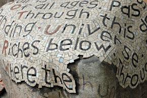 The Taliesin stone