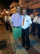Con José María Director Mercedes Bollullos