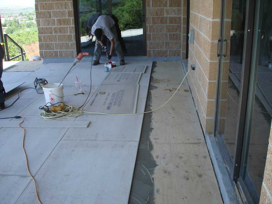 Deck Waterproofing Membrane : The duradek way may
