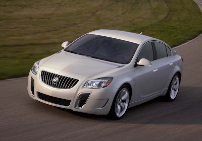 Buick Regal wallpaper