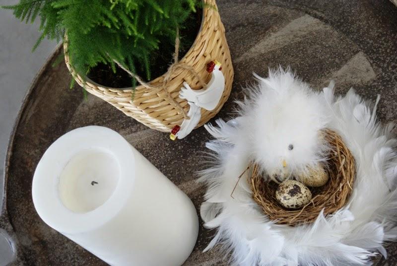 pääsiäistipu, pääsiäiskoristelu, pääsiäisaskartelu