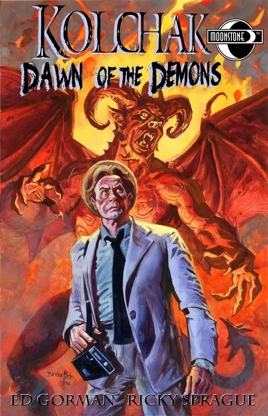 Order Kolchak: Dawn of the Demons from Amazon today!