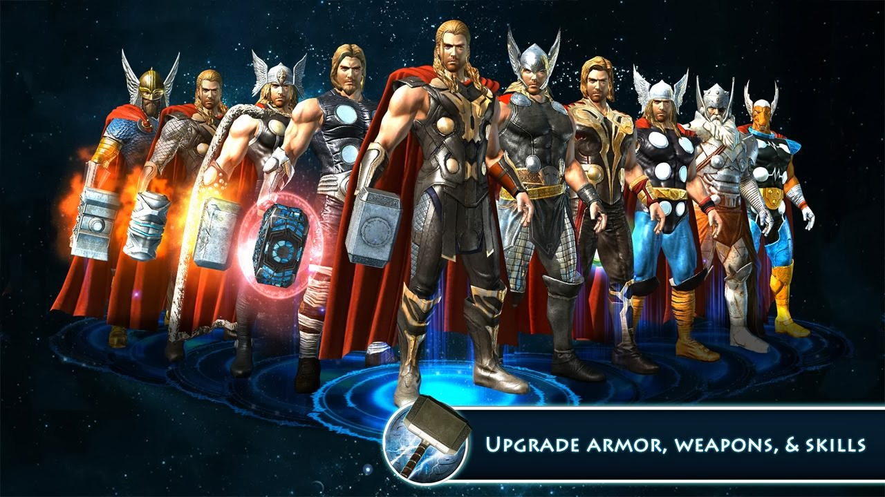 [HACK] Thor TDW The Official Game v1.0.0 APK+DATA Android ...