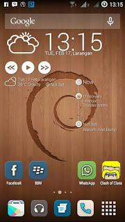 Cyanogenmod for Andromax U2