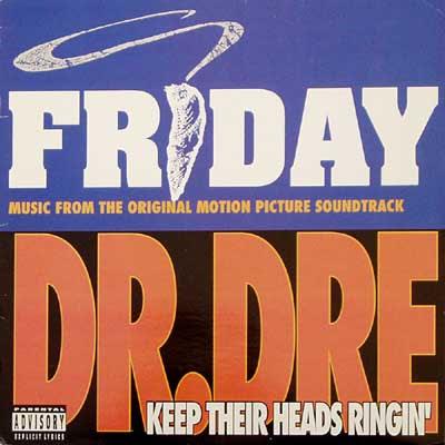 Dr. Dre – Keep Their Heads Ringin' / Mack 10 – Take A Hit (CDS) (1995) (FLAC + 320 kbps)