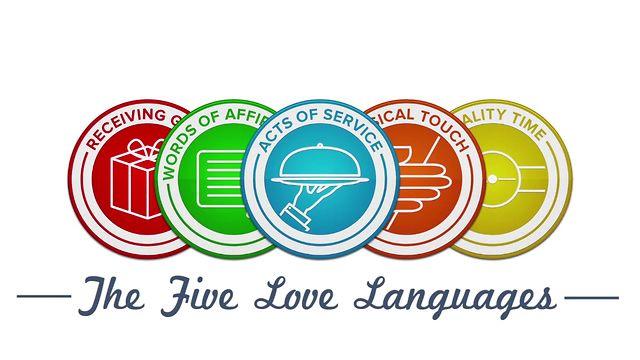 你找到了自己、家人和另一半的 愛的語言嗎?