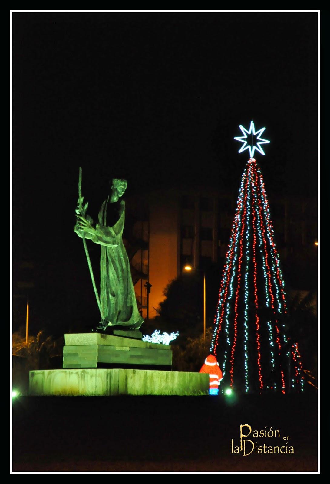 Iluminación Navidad 2014 San Cristóbal de La Laguna
