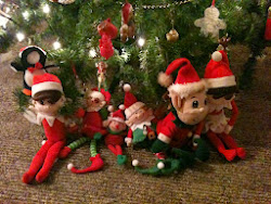 Elves Under the Tree