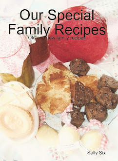 Our Special Family Recipes