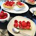 LA tarte de mon été 2015 : fraises-framboises et crème de pistaches
