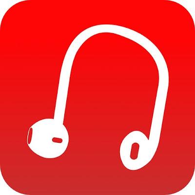 iPhoneの美しいミュージックアプリ