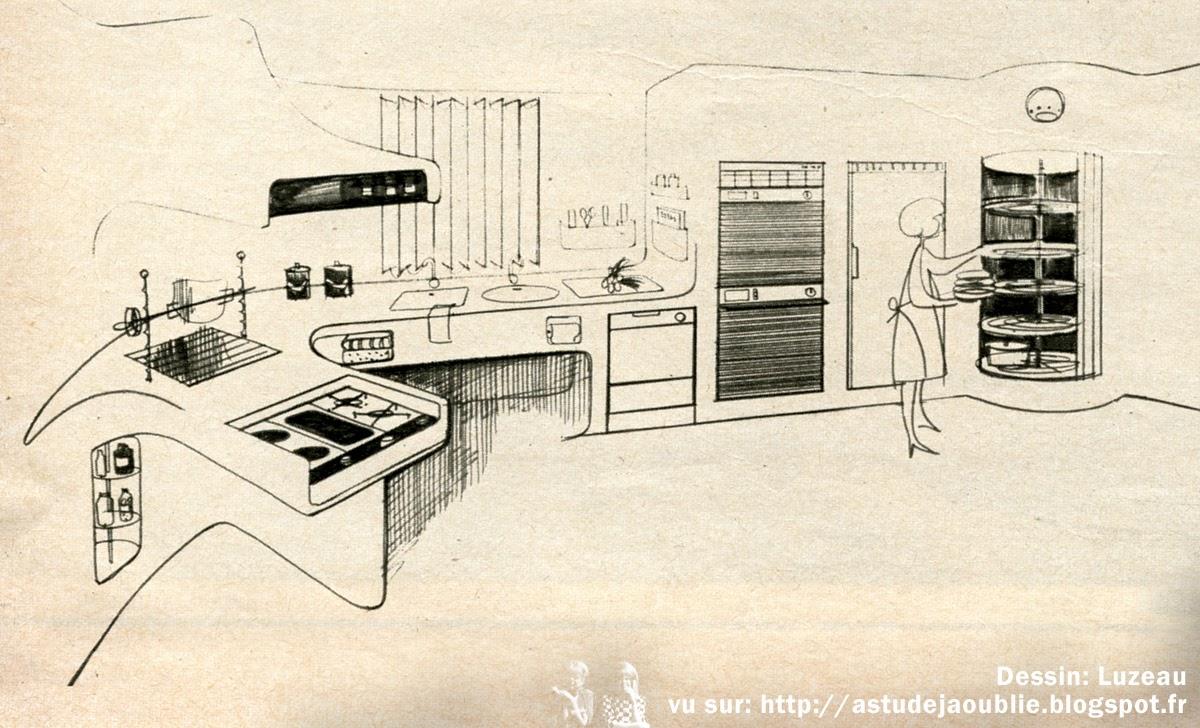 calanque 2000 maison en platre 1971 jean balladur - Construire Online Com Plan De Maison Catalogue
