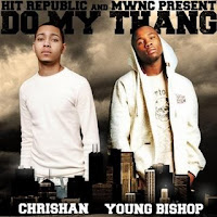 Cover Album of Chrishan feat. Young Bishop - DO MY THANG (ALBUM (EXTRA & Bonus)