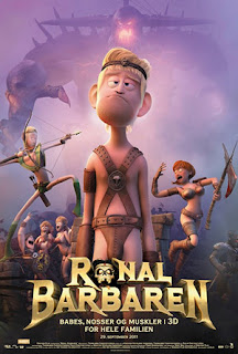 Ronal The Barbarian Capa