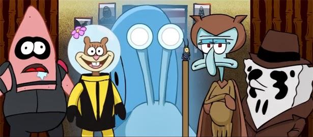 Spongemen (SquareWatch)