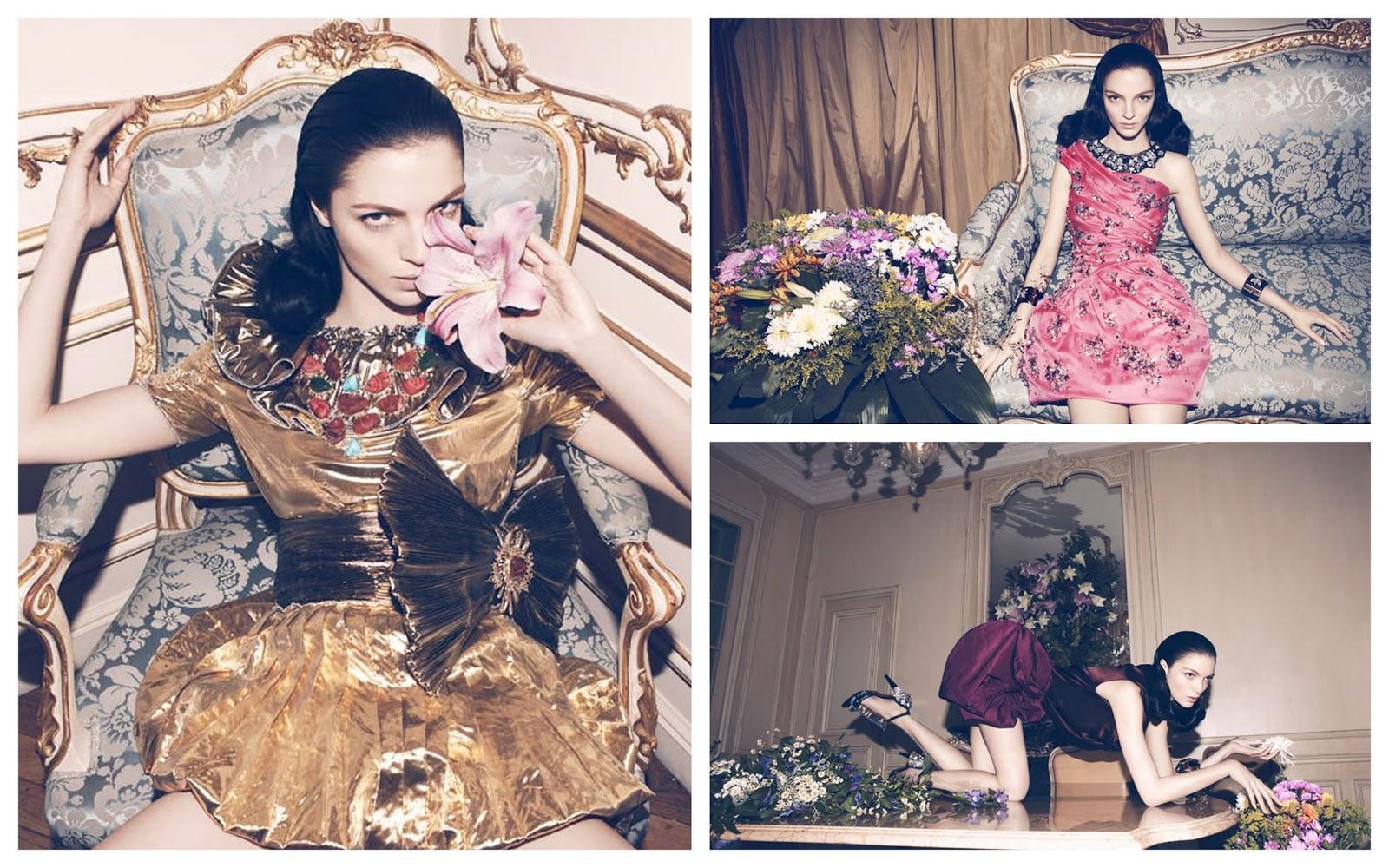 The Fashion Electric: Inspiration: Royal Wonders