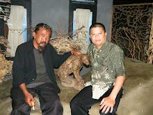 Bersama Engkong Dede, Sumedang. 2012