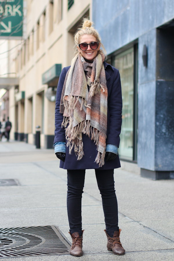 Rush Street Amy Creyer 39 S Chicago Street Style Fashion Blog