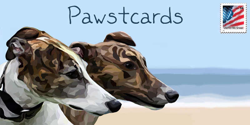 Pawstcards from Hampton Roads
