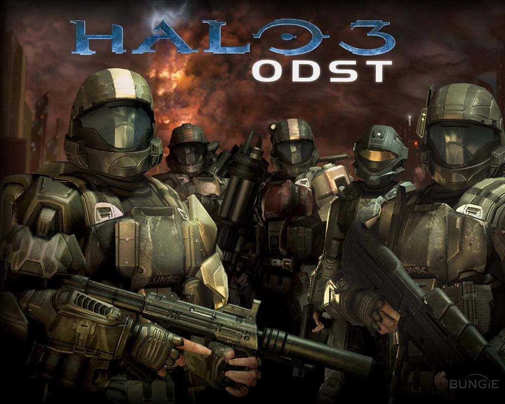 Halo HD & Widescreen Wallpaper 0.191611184831789