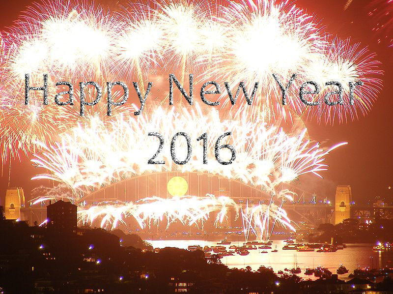 Happy New Year 2016 Wallpapers New Year 2016 Pctures HD