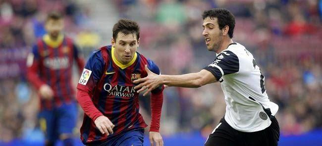 Valencia-FC Barcelona