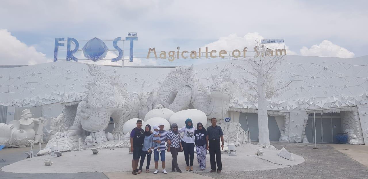BANGKOK FROSTMAGICAL 19-22 SEPT 2018