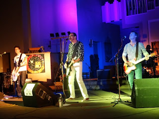 14.09.2013 Dortmund - Pauluskirche: The Chainsaw Hollies